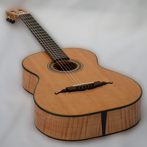 Custom Historic Themed Classical Guitar