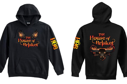 The House Of Brisket Hoodie