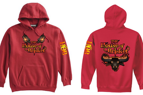 copy of The House Of Brisket Hoodie