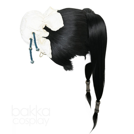 bakkaCosplay_Haku_Naruto_wigs_commission