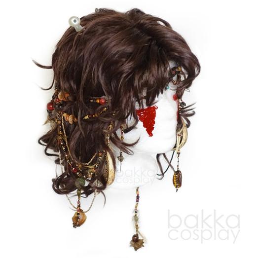 bakkaCosplay_PrincessMononokeGhibli_wigs