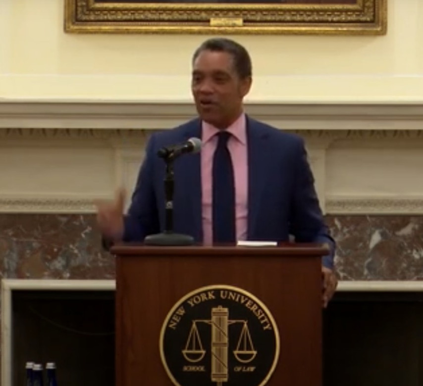 21st Annual Attorney General Robert Abrams Public Service Lecture: Karl A. Racine, Attorney General of the District of Columbia