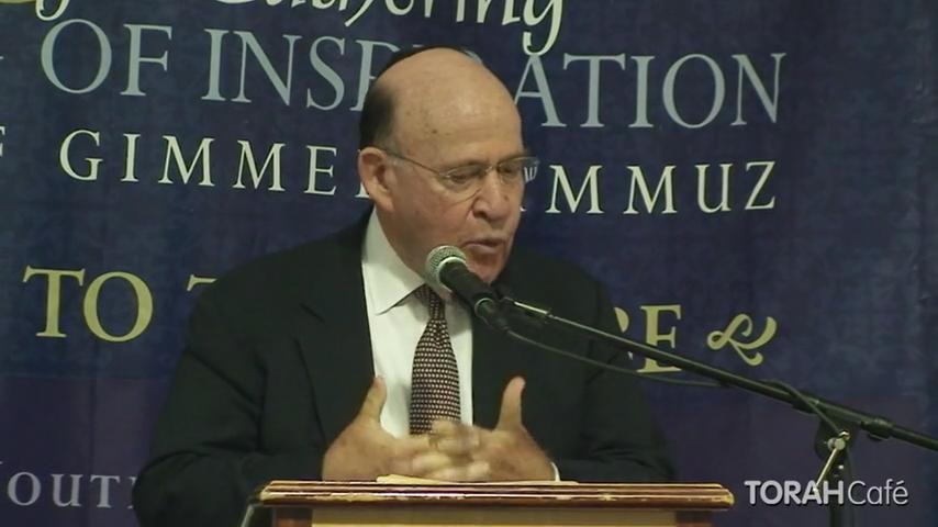 Mr. Robert Abrams - The Rebbe as I Knew Him