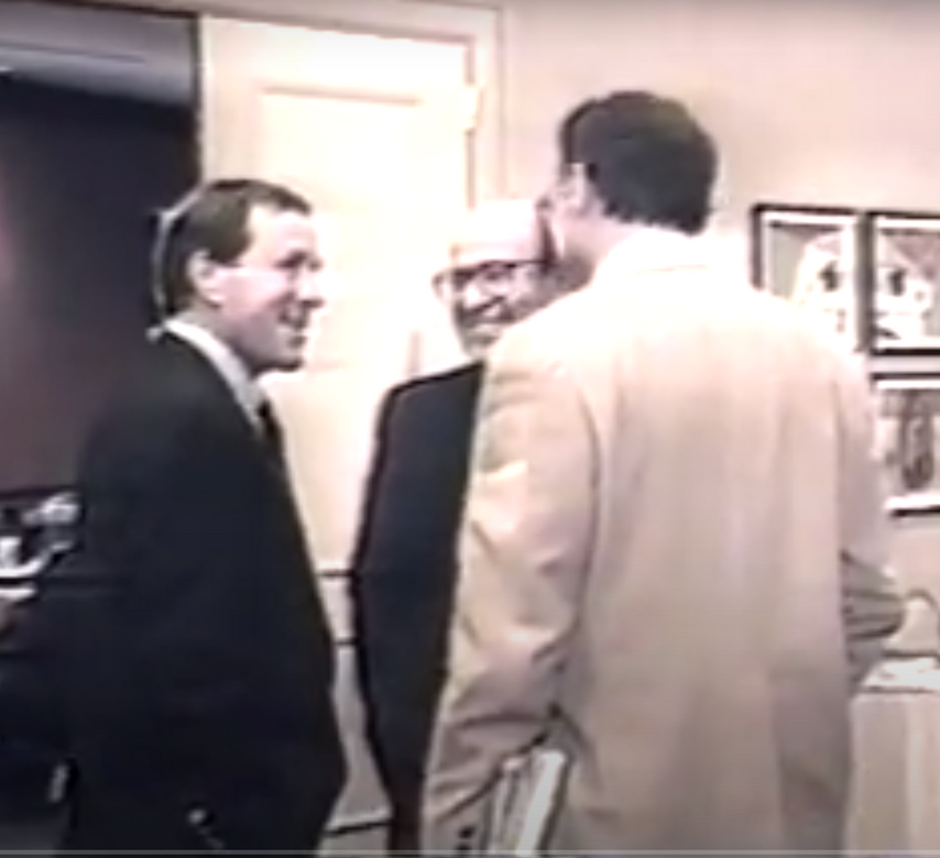 National Association of Attorneys General Salute to Robert Abrams Upon His Retirement in 1993