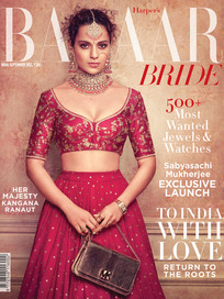 Bazaar Bride India September 2017