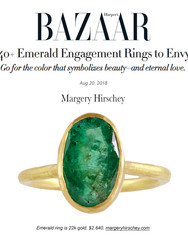 Harpersbazaar.com Aug. 2018 emerald