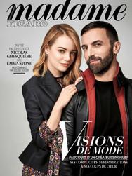 Madame Figaro April, 2018