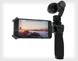 DJI Osmo for ground work