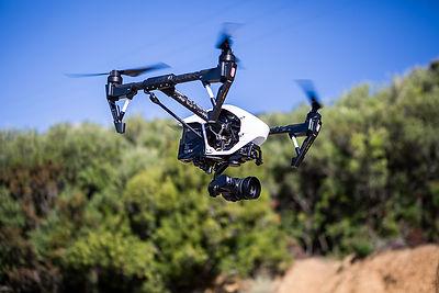 DJI Inspire Pro Quadcopter