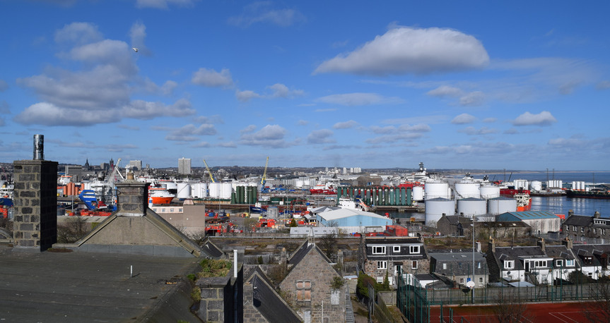 View of Torry