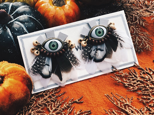 White bird eye 👁