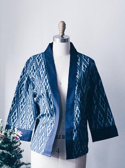 Kimono indigo