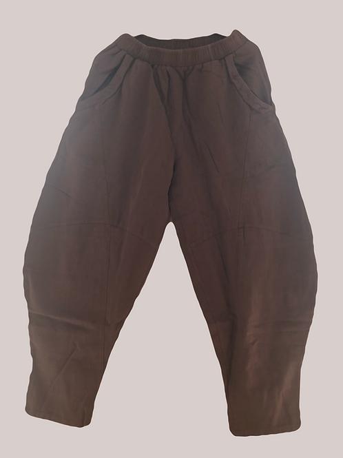 knickerbockers (Japanese work wear style)