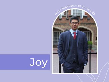 Joy: the sound of summer