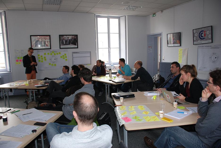 Opération Renard - Workshop - copyright
