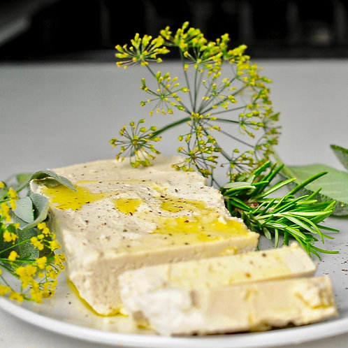 🧀 WHIPPED Chevre DILL ONION (Spreadable) CHEESE 8oz in Plastic Tub
