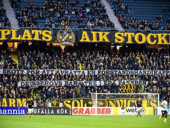Gå av planen, AIK!