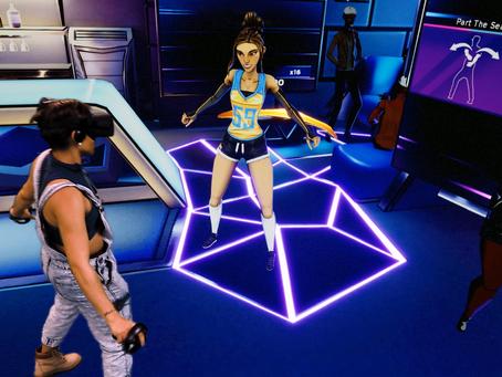 Hai sa facem sport in VR