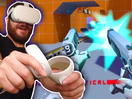 Adio plictiseală - joacă-te în realitatea virtuală!
