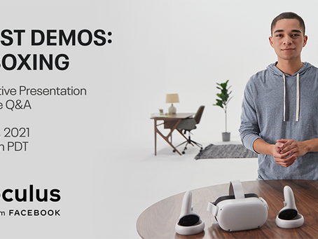 Oculus Quest ofera sesiuni demo pentru curiosi