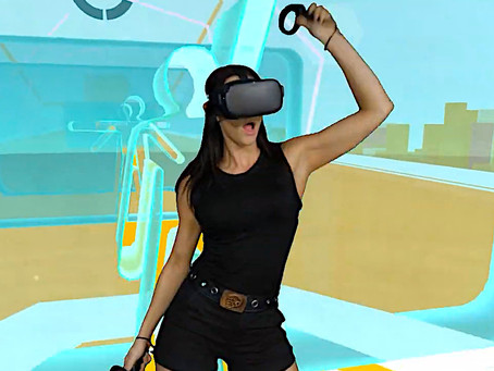 Am inchiriat casti VR - ce jucam?