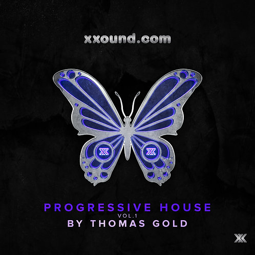 Progressive House Vol. 1 by Thomas Gold