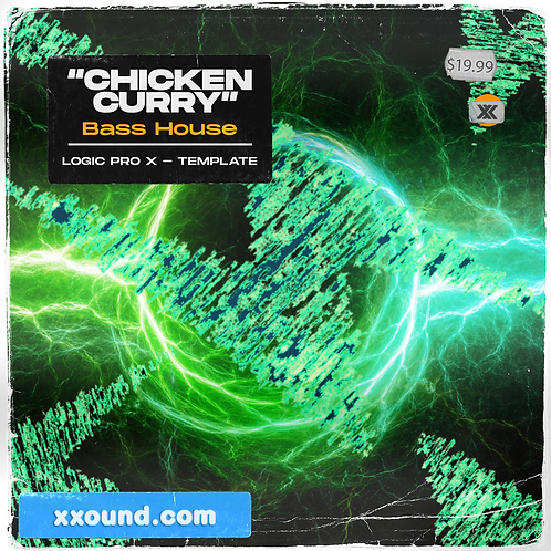 Chicken Curry (Logic Template)