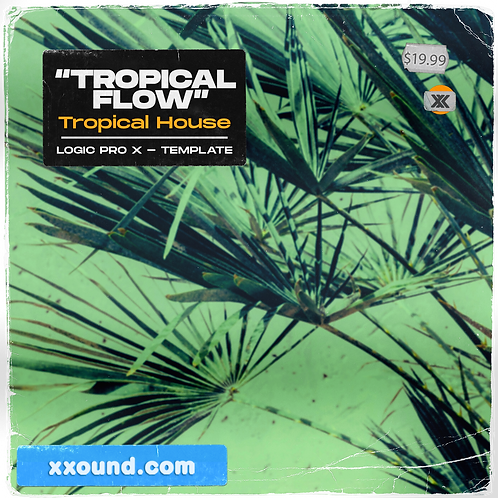Tropical Flow (Logic Template)