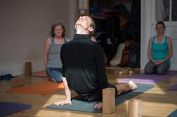 yoga alliance accredited training