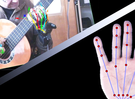 Guitarwaze and Motion Capture Technology