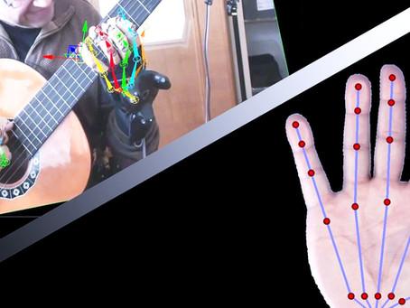 Guitarwaze and Motion Capture Technology