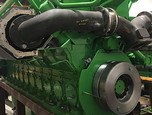 ABC Power Jenbacher Engine