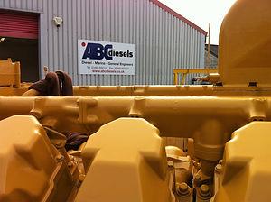 ABC Power Caterpillar Engine