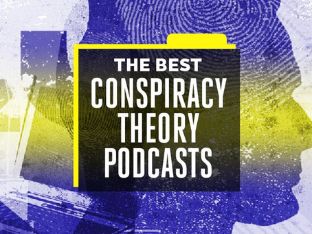 Popular Mechanics calls us one of the best podcasts for conspiracy theorists.