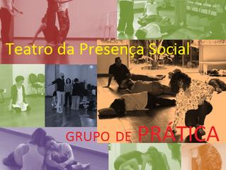 Grupo de Prática - Teatro da Presença Social