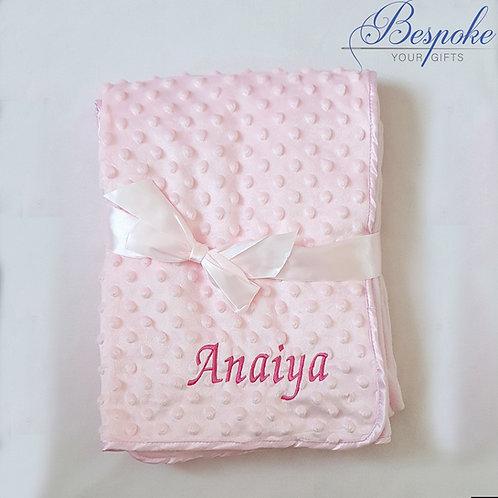Personalised blankets
