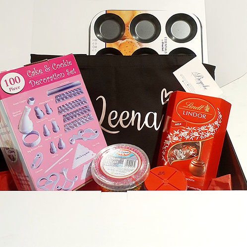 Mothers Day Exclusive Baker's Hamper Box