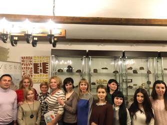 Практический модуль VESNA Beauty Awards в ESTHEL