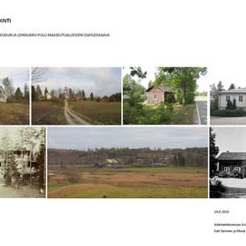 Lohjan kaupunki, Lohjansolmun asemanseudun ja Lehmijärvi-Pulli maaseutukylien osayleiskaavaa koskeva rakennusinventointi