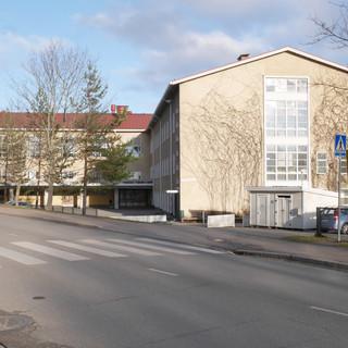 Simonkallion koulun rakennushistorianselvitys