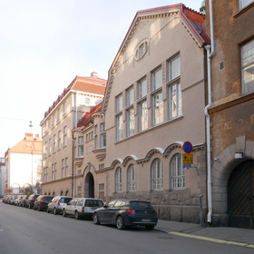 Cygnaeus lågstadieskola, rakennushistorianselvitys