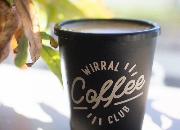 Wirral Coffee Club Reusable Cup