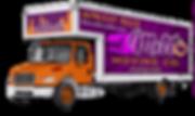 Metro Moving Company 26 foot Box Truck