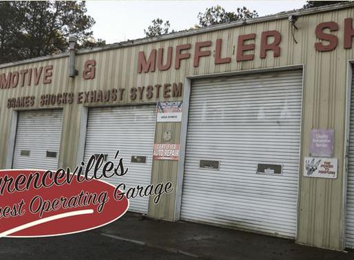 A Little Muffler Shop in Lawrenceville