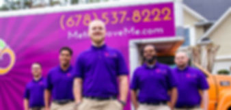 Metro Moving Company Movers and Box Truck (678)537-8222