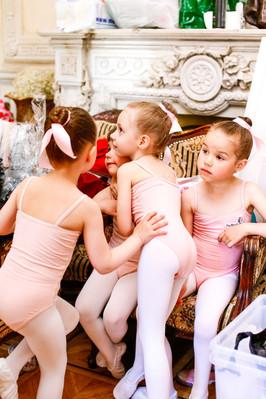 Маленькие балеринки