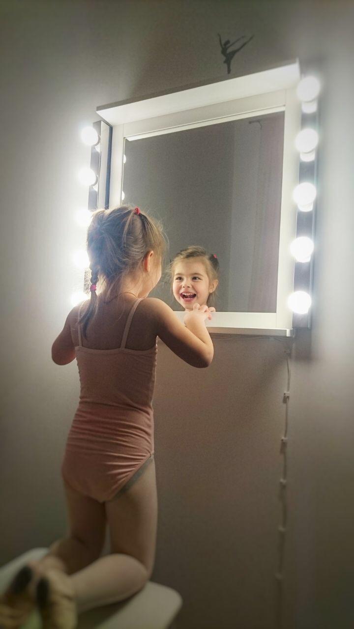 Улыбки наших юных балерин