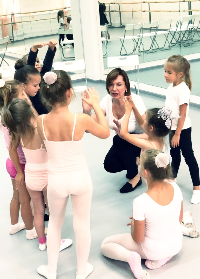 Уроки актерского мастерства помогают раскрывать талант не только в танце