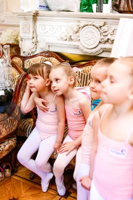 Le Premier Pas Подружки-балерины