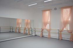 Большой зал детской школы балета